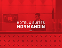 Normandin Hotel _ Website
