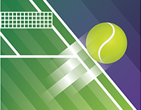 Wimbledon 2016 - Poster