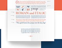 Especimen tipográfico