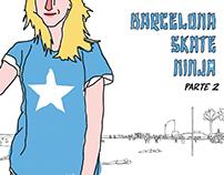 Barcelona Skate Ninja Parte 2