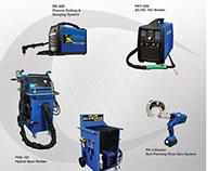 Pro Spot manufactures resistance spot welding equipment