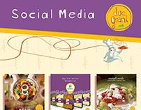 Social Media - Massas Due Grani