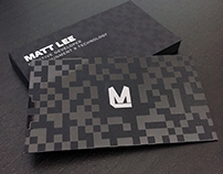 ByMattLee Business Card