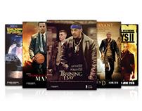 NBA Movie Posters