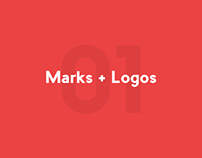 Marks + Logos 01