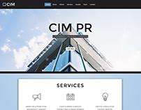 CIM PR Mockup