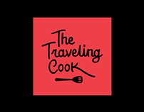 The Traveling Cook Logo