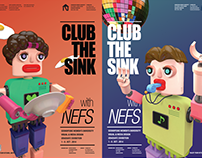 CLUB the SINK