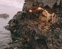 Quando la roccia incontra il mare (Full CGI)