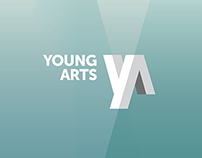 YOUNG ARTS FOUNDATION - Identity Design