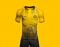 Neyak FC Jersey Design