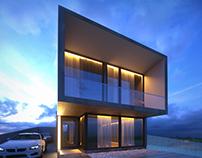 Geometrical House Nr.2
