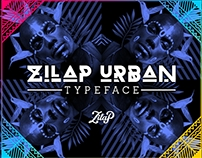 ZILAP URBAN - typeface