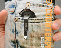 Student Project: Gerber Knife Packaging