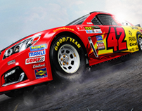 "Chip Ganassi ""Cars 3"" Tie-In"