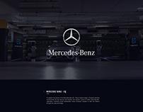 Mercedes Benz EQ Video Project