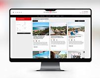 Web de Alquiler Turístico de Integral Finques