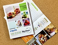 The 2018 Gourmet Guide By Skyviews Inc.