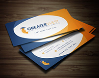 GWHES - Logo & Business Card Design