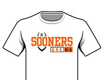 Sooners t-shirt