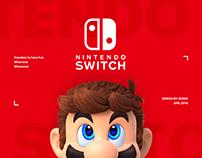 Nintendo Switch Concept