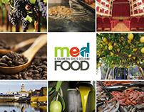 MEDINFOOD 2017   Brand identity