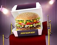 McDonald's - De Bekendste Burger van Nederland