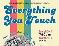 Everything You Touch Poster