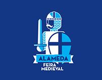 Feira Medieval da Alameda 2017