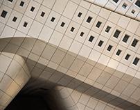 Nanjing Youth Cultural Center - Zaha Hadid Architects