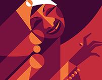 Poster Celia Cruz