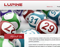 Lupine Website