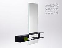 Slide mirror series for DeKnudt