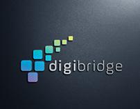 Digibridge Logo & Corporate Identity Redesign