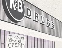 I Assure You, We're Open