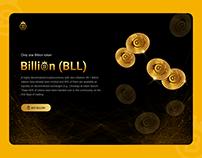 Billon Token Banner Design
