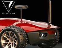 "Epta Advance Racing ""VR Car"""
