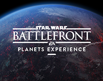 Star Wars Battlefront Planets