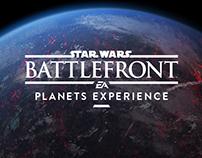 Star Wars Battlefront Planets