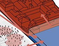 Gráficos | Residencia Universitaria, Florencia, Italia