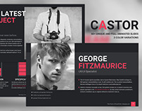 Castor - Free PowerPoint Template