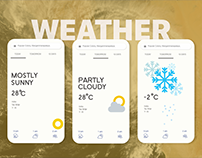 Weather UI