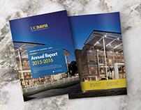 UC Davis Annual Report