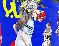 Collage Artwork 082-084