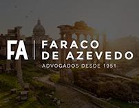 Faraco de Azevedo - Redesign