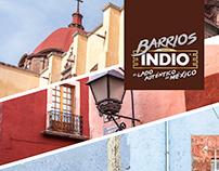 Indio Barrios · Querétaro, Centro Histórico