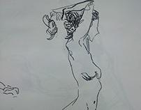 Life Drawing | CalArts Projects