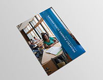 Privately Funded Scholarship Brochure 2013