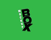 Mockup Box | Logo & Social Media Pack