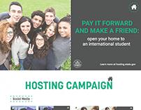 Hosting Campaign